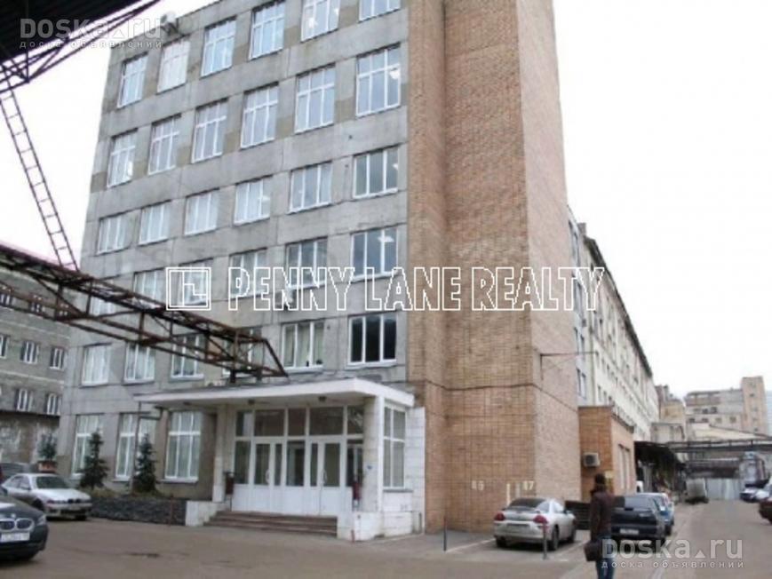 Улица Талалихина дом 31А2 Адреса Москвы  Электронная