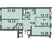Квартиры,  Санкт-Петербург Елизаровская, цена 12 580 600 рублей, Фото