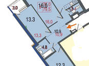 Квартиры,  Санкт-Петербург Комендантский проспект, цена 6 547 400 рублей, Фото