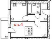 Квартиры,  Ленинградская область Приозерский район, цена 1 299 700 рублей, Фото
