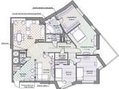 Квартиры,  Санкт-Петербург Петроградский район, цена 30 128 000 рублей, Фото
