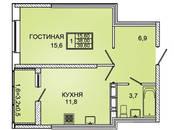 Квартиры,  Краснодарский край Другое, цена 2 138 400 рублей, Фото