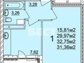 Квартиры,  Московская область Реутов, цена 4 790 000 рублей, Фото