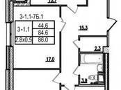 Квартиры,  Санкт-Петербург Площадь восстания, цена 9 922 000 рублей, Фото
