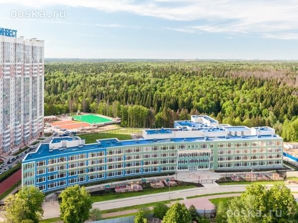 Как доехать до минстроя московской области красногорск