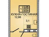 Квартиры,  Краснодарский край Краснодар, цена 1 170 770 рублей, Фото
