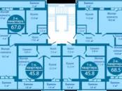 Квартиры,  Калининградскаяобласть Калининград, цена 4 450 000 рублей, Фото