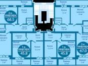 Квартиры,  Калининградскаяобласть Калининград, цена 3 015 000 рублей, Фото