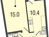 Квартиры,  Санкт-Петербург Комендантский проспект, цена 4 329 930 рублей, Фото