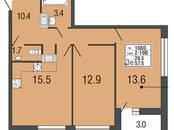Квартиры,  Санкт-Петербург Комендантский проспект, цена 6 990 160 рублей, Фото