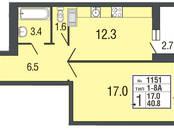 Квартиры,  Санкт-Петербург Комендантский проспект, цена 4 597 220 рублей, Фото