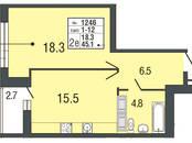 Квартиры,  Санкт-Петербург Комендантский проспект, цена 5 048 760 рублей, Фото