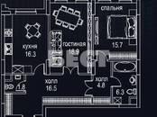 Квартиры,  Москва Щукинская, цена 27 800 000 рублей, Фото