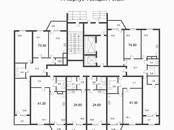 Квартиры,  Ленинградская область Всеволожский район, цена 4 405 150 рублей, Фото