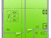 Квартиры,  Ленинградская область Всеволожский район, цена 3 502 700 рублей, Фото