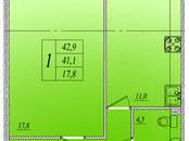 Квартиры,  Ленинградская область Всеволожский район, цена 3 289 010 рублей, Фото