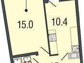Квартиры,  Санкт-Петербург Комендантский проспект, цена 3 708 125 рублей, Фото
