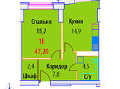 Квартиры,  Московская область Балашиха, цена 3 038 450 рублей, Фото