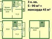Дома, хозяйства,  Ленинградская область Всеволожский район, цена 4 500 000 рублей, Фото