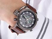 Драгоценности, украшения,  Часы Мужские, цена 2 690 рублей, Фото