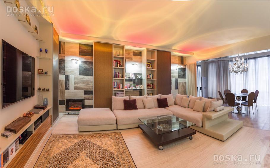 How much is the apartment in Panicale in rubles