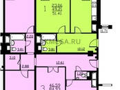 Квартиры,  Московская область Красногорск, цена 7 900 000 рублей, Фото