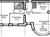 Квартиры,  Московская область Химки, цена 9 539 400 рублей, Фото