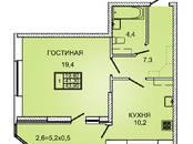 Квартиры,  Краснодарский край Краснодар, цена 2 282 800 рублей, Фото