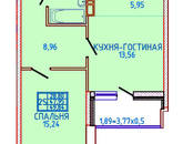 Квартиры,  Краснодарский край Краснодар, цена 2 217 880 рублей, Фото