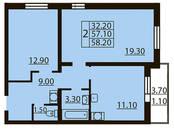 Квартиры,  Санкт-Петербург Гражданский проспект, цена 4 015 800 рублей, Фото