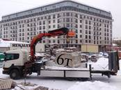 Перевозка грузов и людей Стройматериалы и конструкции, цена 50 р., Фото