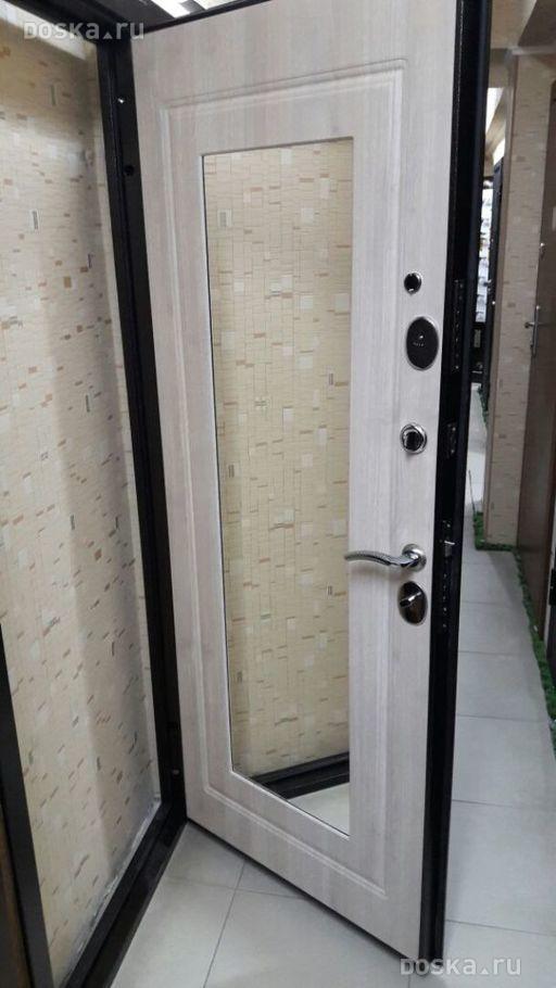 железная дверь толщиной 5мм