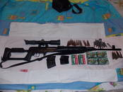 Охота, рыбалка,  Оружие Охотничье, цена 75 000 рублей, Фото