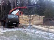 Перевозка грузов и людей Перевозка и погрузка леса, цена 35 р., Фото