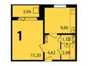 Квартиры,  Московская область Химки, цена 2 498 300 рублей, Фото