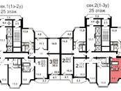 Квартиры,  Москва Лермонтовский проспект, цена 4 586 400 рублей, Фото