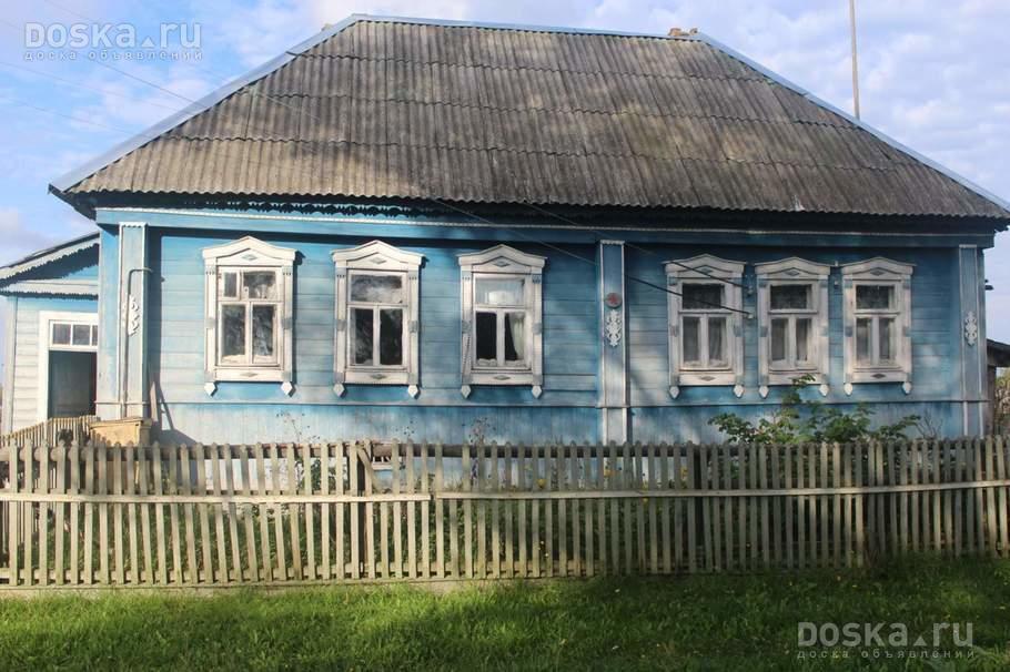 Недвижимость в рязанской области дома в деревне недорого