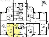 Квартиры,  Московская область Люберцы, цена 3 982 230 рублей, Фото