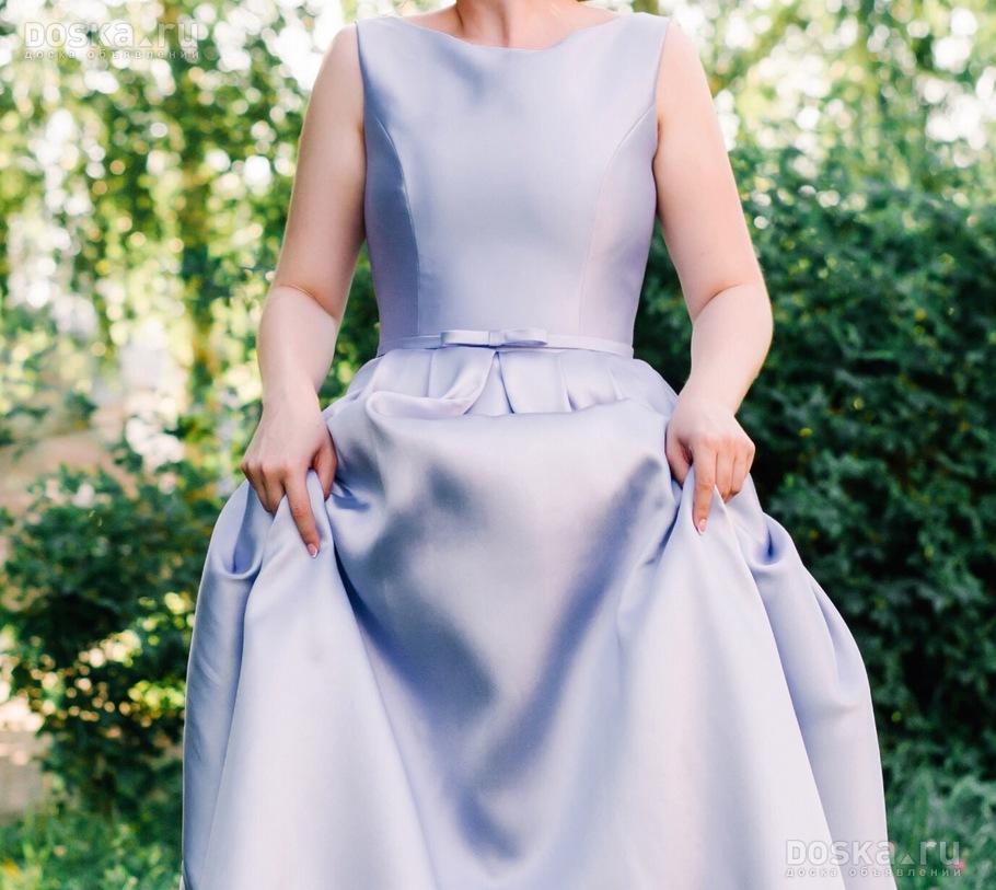 Платья с длинным шлейфом