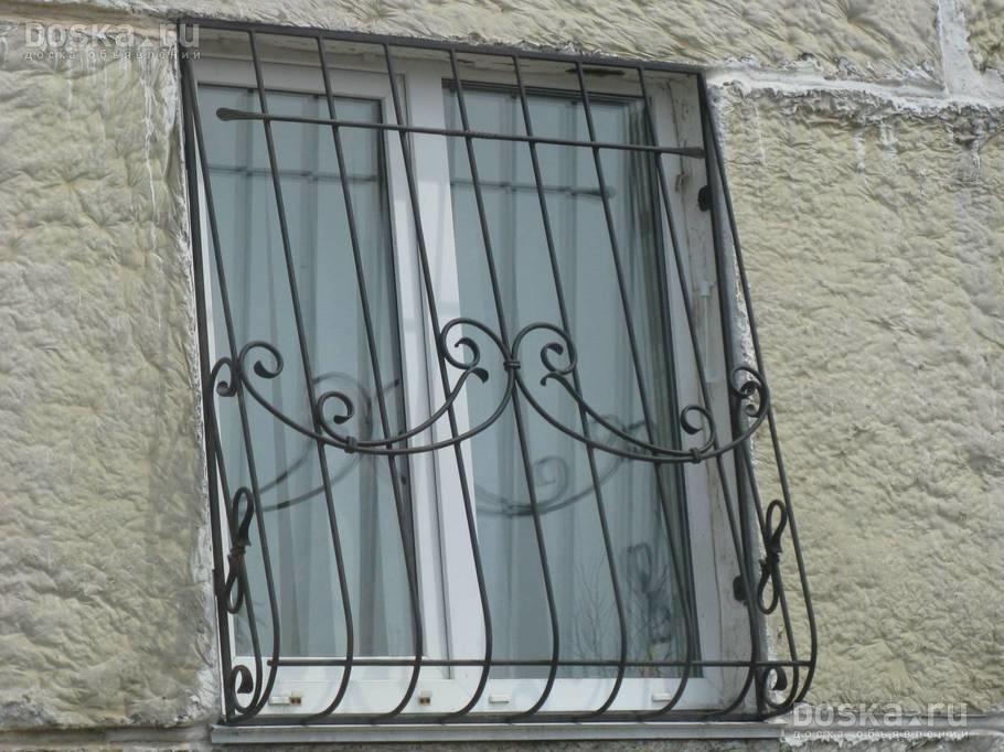 металлические двери и решетки изготовление