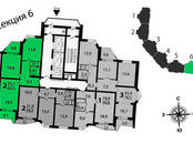 Квартиры,  Московская область Красногорск, цена 8 284 950 рублей, Фото
