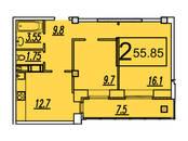 Квартиры,  Московская область Подольск, цена 2 831 740 рублей, Фото