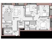 Квартиры,  Москва Новослободская, цена 38 680 000 рублей, Фото