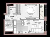 Квартиры,  Москва Новослободская, цена 21 710 000 рублей, Фото