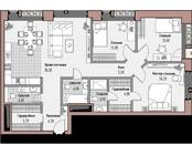 Квартиры,  Москва Новослободская, цена 48 060 000 рублей, Фото