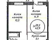 Квартиры,  Новосибирская область Новосибирск, цена 2 220 000 рублей, Фото