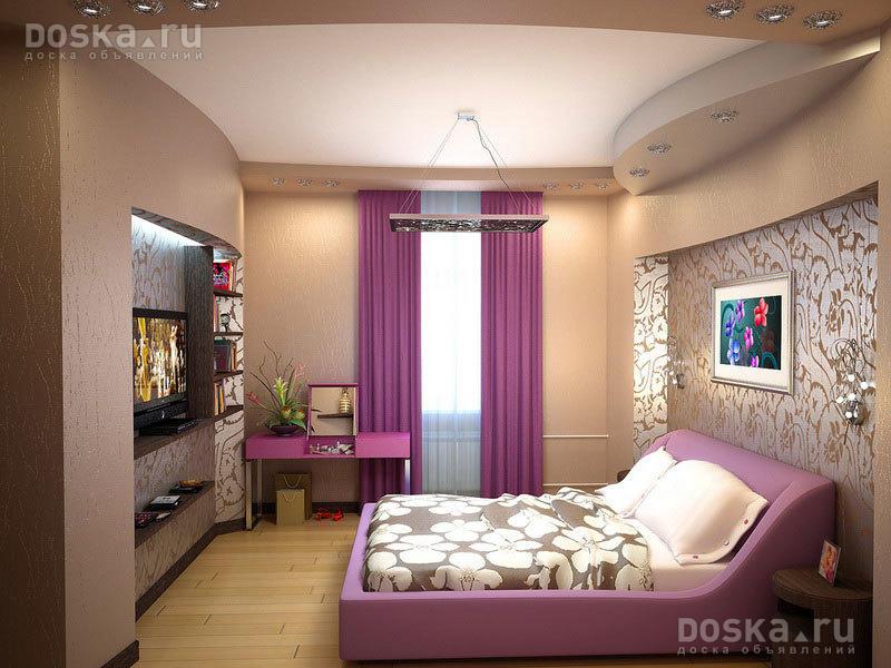 фото интересных дизайнов двухкомнатных квартир