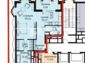Квартиры,  Москва Фрунзенская, цена 30 488 000 рублей, Фото