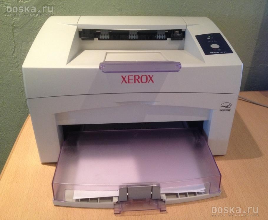 Xerox phaser 3122 драйверы скачать