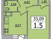 Квартиры,  Ленинградская область Всеволожский район, цена 2 298 810 рублей, Фото